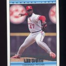1992 Donruss Baseball #112 Lee Smith - St. Louis Cardinals
