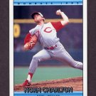 1992 Donruss Baseball #102 Norm Charlton - Cincinnati Reds