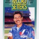1992 Fleer Baseball #683 Dennis Martinez RS - Montreal Expos