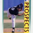 1992 Fleer Baseball #677 Roberto Hernandez MLP - Chicago White Sox