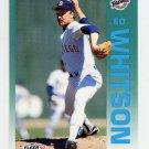 1992 Fleer Baseball #624 Ed Whitson - San Diego Padres
