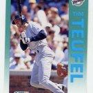 1992 Fleer Baseball #622 Tim Teufel - San Diego Padres