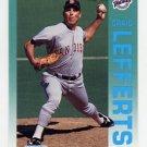 1992 Fleer Baseball #611 Craig Lefferts - San Diego Padres
