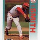 1992 Fleer Baseball #591 Lee Smith - St. Louis Cardinals