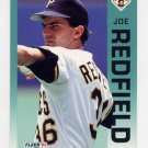 1992 Fleer Baseball #563 Joe Redfield - Pittsburgh Pirates