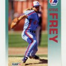 1992 Fleer Baseball #479 Steve Frey - Montreal Expos