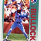 1992 Fleer Baseball #474 Eric Bullock - Montreal Expos