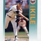1992 Fleer Baseball #439 Darryl Kile - Houston Astros