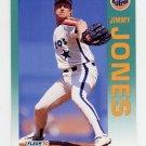 1992 Fleer Baseball #438 Jimmy Jones - Houston Astros