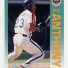 1992 Fleer Baseball #424 Eric Anthony - Houston Astros