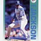 1992 Fleer Baseball #282 Mike Jackson - Seattle Mariners