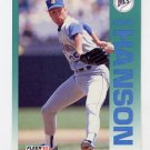 1992 Fleer Baseball #280 Erik Hanson - Seattle Mariners