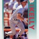 1992 Fleer Baseball #233 Pat Kelly - New York Yankees