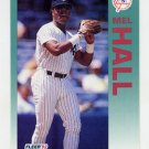 1992 Fleer Baseball #229 Mel Hall - New York Yankees