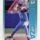 1992 Fleer Baseball #159 Mark Gubicza - Kansas City Royals