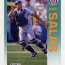 1992 Fleer Baseball #144 Mark Salas - Detroit Tigers