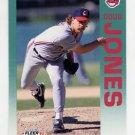 1992 Fleer Baseball #114 Doug Jones - Cleveland Indians