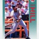 1992 Fleer Baseball #110 Glenallen Hill - Cleveland Indians