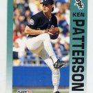 1992 Fleer Baseball #094 Ken Patterson - Chicago White Sox