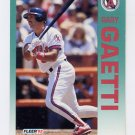 1992 Fleer Baseball #058 Gary Gaetti - California Angels