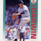 1992 Fleer Baseball #038 Danny Darwin - Boston Red Sox