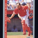 1993 Fleer Baseball #397 Jeff Reed - Cincinnati Reds