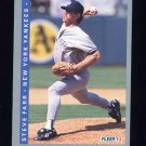 1993 Fleer Baseball #276 Steve Farr - New York Yankees