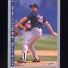 1993 Fleer Baseball #274 Kevin Tapani - Minnesota Twins