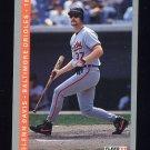 1993 Fleer Baseball #164 Glenn Davis - Baltimore Orioles