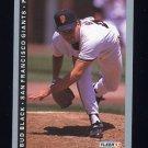 1993 Fleer Baseball #151 Bud Black - San Francisco Giants