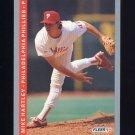 1993 Fleer Baseball #102 Mike Hartley - Philadelphia Phillies
