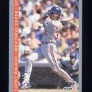 1993 Fleer Baseball #081 Larry Walker - Montreal Expos