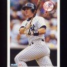 1994 Fleer Baseball #247 Mike Stanley - New York Yankees
