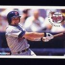 1994 Fleer Baseball #210 Chuck Knoblauch - Minnesota Twins