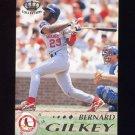 1995 Pacific Baseball #406 Bernard Gilkey - St. Louis Cardinals