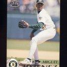 1995 Pacific Baseball #314 Miguel Jimenez - Oakland A's