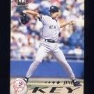 1995 Pacific Baseball #298 Jimmy Key - New York Yankees