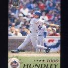 1995 Pacific Baseball #282 Todd Hundley - New York Mets