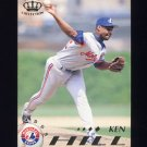 1995 Pacific Baseball #270 Ken Hill - Montreal Expos
