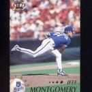 1995 Pacific Baseball #210 Jeff Montgomery - Kansas City Royals