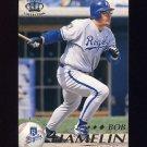 1995 Pacific Baseball #203 Bob Hamelin - Kansas City Royals