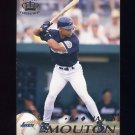 1995 Pacific Baseball #191 James Mouton - Houston Astros