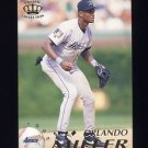 1995 Pacific Baseball #190 Orlando Miller - Houston Astros
