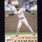 1995 Pacific Baseball #183 Andujar Cedeno - Houston Astros