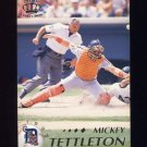 1995 Pacific Baseball #160 Mickey Tettleton - Detroit Tigers