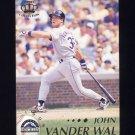 1995 Pacific Baseball #146 John Vander Wal - Colorado Rockies