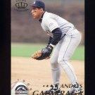 1995 Pacific Baseball #136 Andres Galarraga - Colorado Rockies