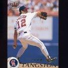 1995 Pacific Baseball #062 Mark Langston - California Angels