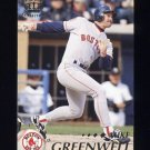 1995 Pacific Baseball #038 Mike Greenwell - Boston Red Sox