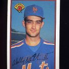 1989 Bowman Baseball #373 Wally Whitehurst RC - New York Mets